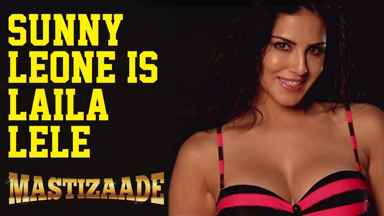 Mastizaade Teaser : Sunny Leone's take care kela warning