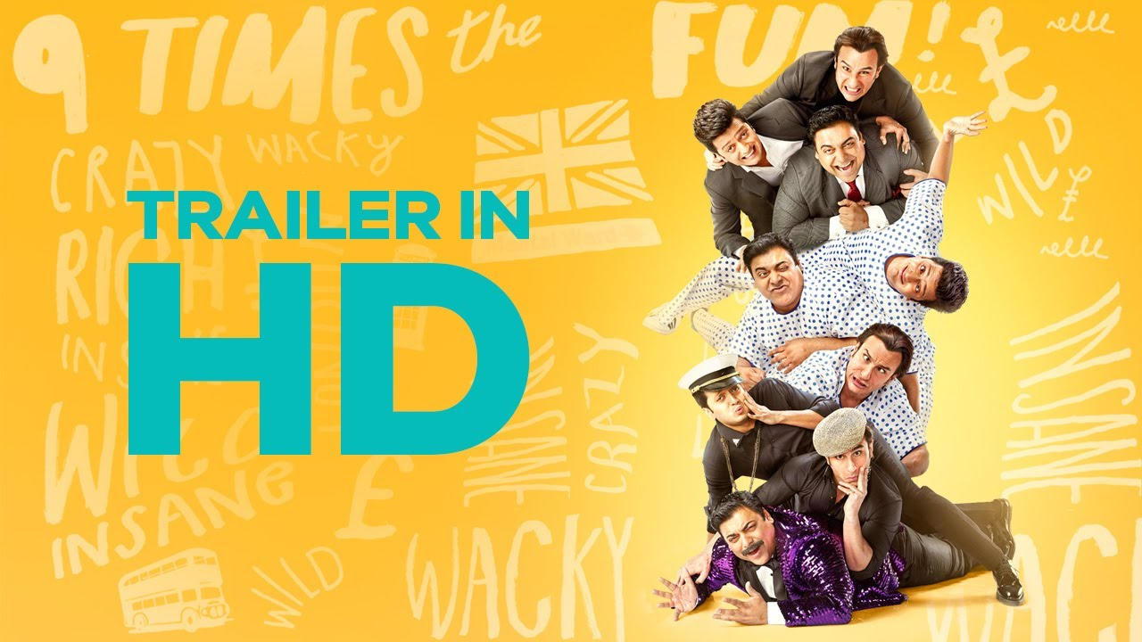 Humshakals Trailer | Official Theatrical Trailers