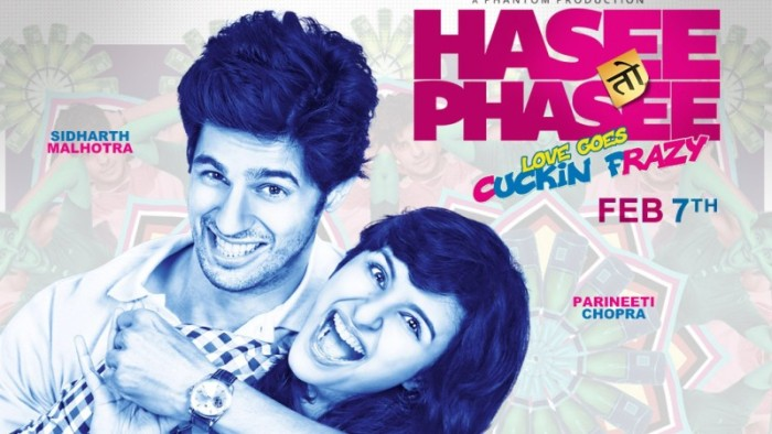 Movies This Week : Hasee Toh Phasee, Heartless, Ya Rab and Babloo Happy Hai