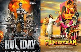 Holiday vs Filmistaan , this week at Box Office