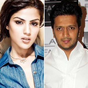 Bank Chor starcast and release date - Riteish and Rhea in leads