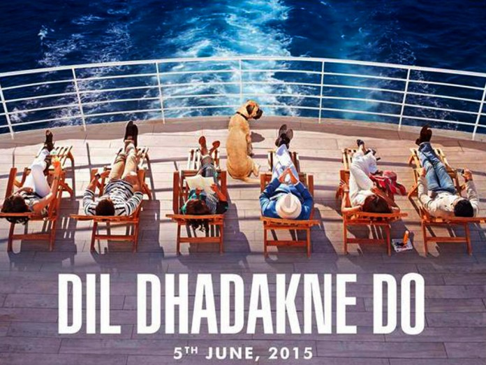 Dil Dhadakne Do First Look Poster