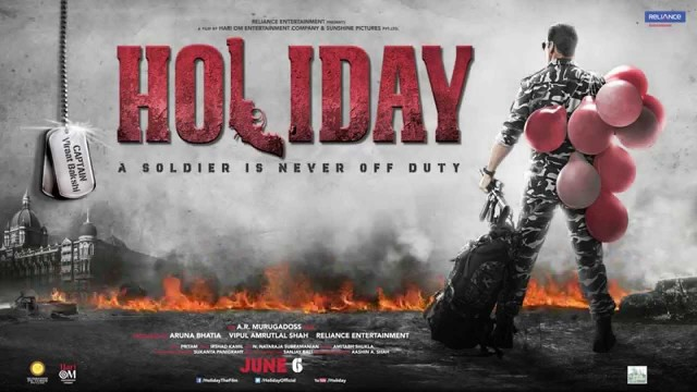 Holiday is second highest grosser of Bollywood 2014