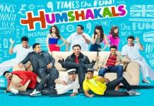 Humshakals first look poster