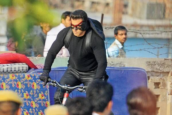 Kick makes entry to the 100 crore