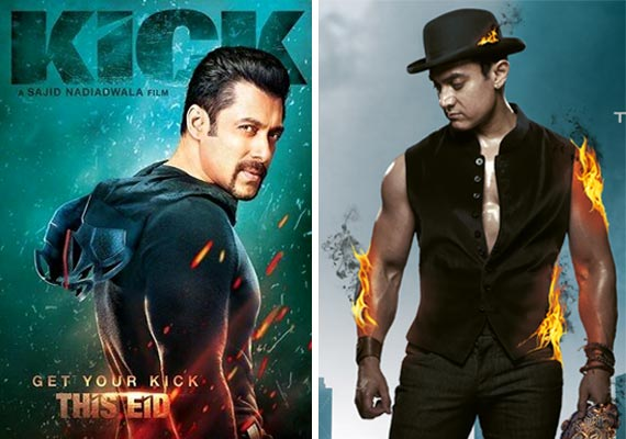 Kick vs Chennai Express vs Dhoom 3 vs Krrish 3