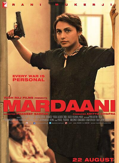 Mardaani Trailer