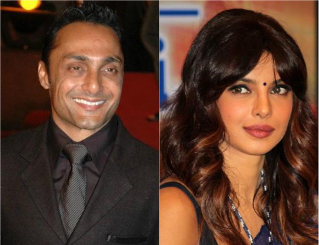 Dil Dhadakne Do Starcast - Rahul and Priyanka