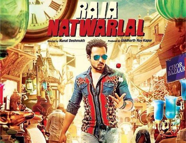Raja Natwarlal Movie Review by Top Critics : One Time Watch