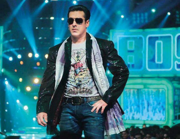 Salman Khan Hosting Biss Boss