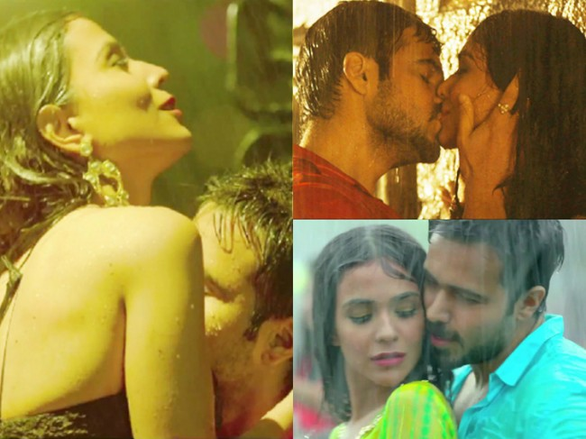 Emraan and Humaima in Tere Ho ke Rahenge video song