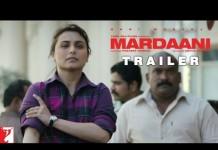 Mardaani National Anthem Video