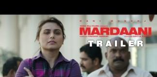 Mardaani trailer - Rani Mukherjee