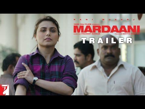 Mardaani Trailer – Meet Rani As Inspector Shivani Shivaji Rao