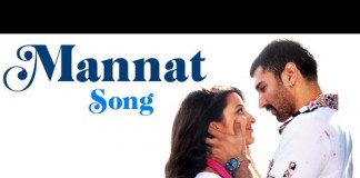 Mannat Video Song - Daawat-e-Ishq
