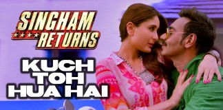Kuch To Hua Hai Video Song - Singham Returns