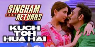 Kuch To Hua Hai Video Song - Singham Returns