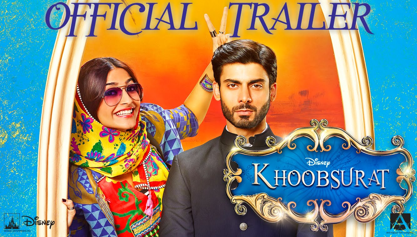 Khoobsurat Trailer : Watch Sonam Kapoor as fashion misfit