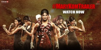 Mary Kom trailer - Priyanka Chopra
