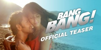 Bang Bang Movie Teaser - Hrithik and Katrina