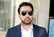 Raj Kundra - Co-owner of Rajasthan Royals and Husband of Shilpa Shetty