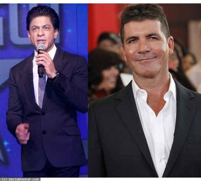 Shah Rukh Khan too team up with Simon Cowell for a TV show