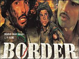 5 Patriotic Bollywood Movies - Border