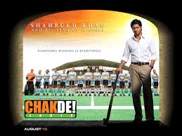 5 Patriotic Bollywood Movies - Chak De India!