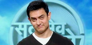 Aamir Khan breaks down at the launch of Satyamev Jayate