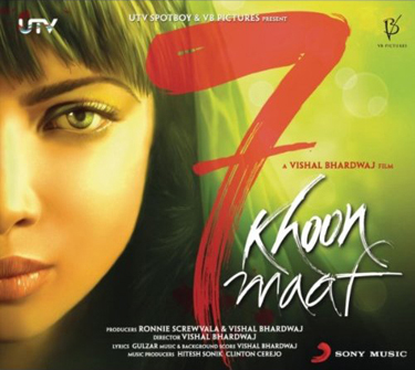 Top 10 female centric films of Bollywood : 7 Khoon Maaf