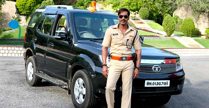Ajay Devgn Box Office Report Card: Singham Returns is the biggest hit