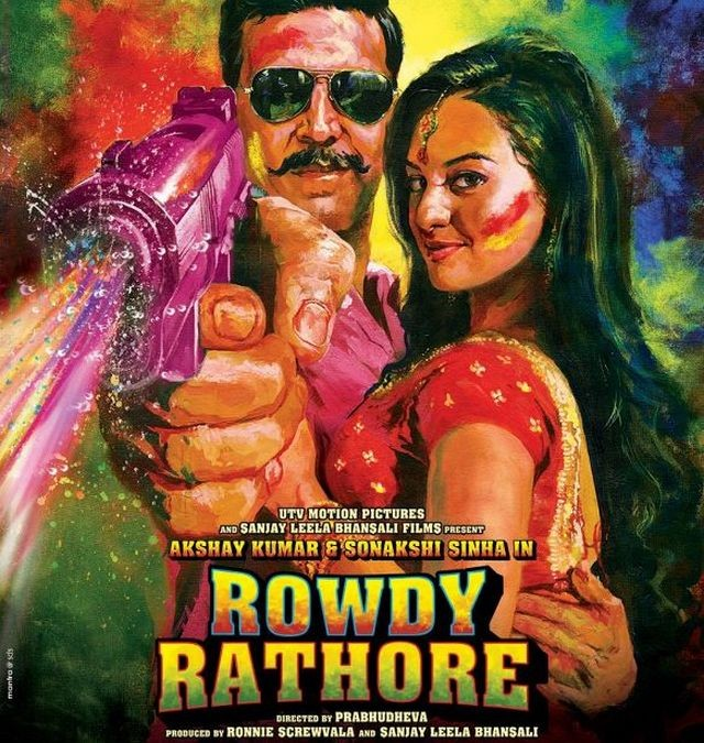 Akshay Kumar's Top 10 Opening Day Grossers - Rowdy Rathore at no. 7