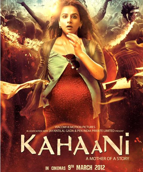Top 10 female centric films of Bollywood : Kahaani