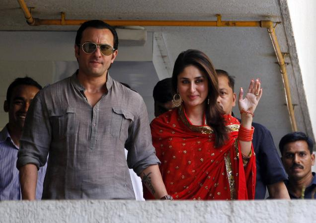 Kareena Kapoor to skip the release of Singham Returns