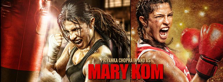 10 reasons to watch Mary Kom : Priyanka as Boxer