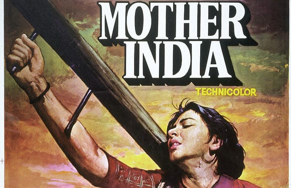 All time blockbuster movies of Bollywood - Mother India