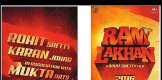Ram Lakhan remake Movie Poster