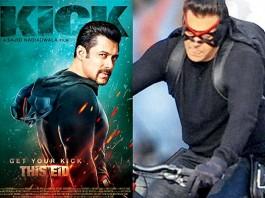 Salman in Kick