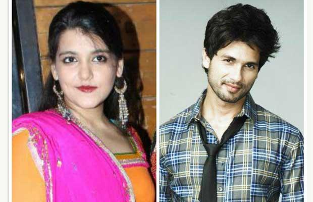 Shahid Kapoor's sister Sanah Kapoor to debut in Shandaar