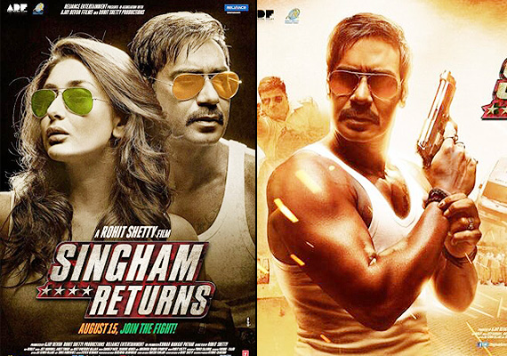 Singham Returns First weekend Collection