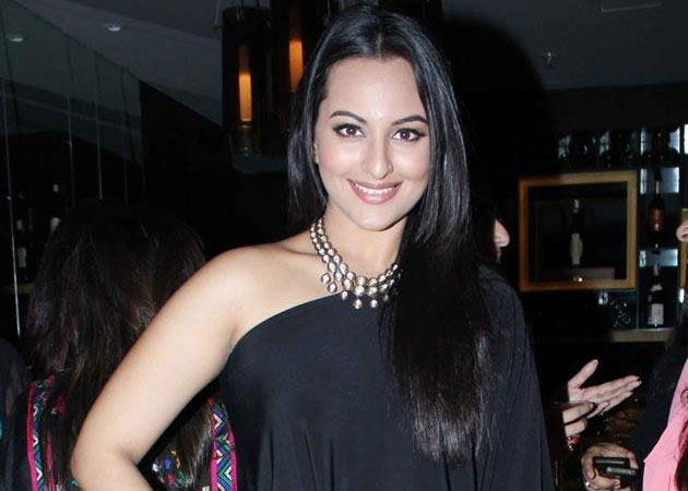 Sonakshi Sinha turns singer for Tevar