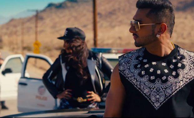 Honey Singh's Desi Kalakaar video teaser