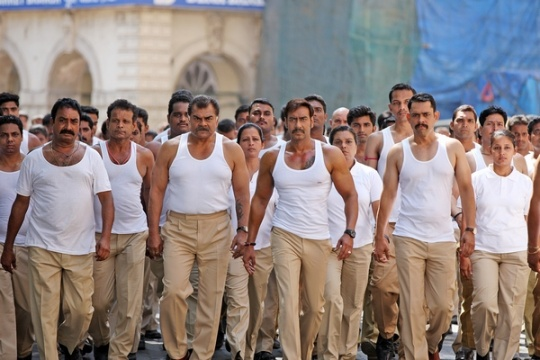Singham Returns makes entry to 100 crore club