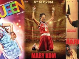 Top 10 Female-Centric Bollywood Movies