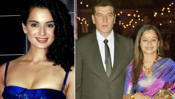 Top 16 Real Life Love Triangles of Bollywood - Aditya Pancholi - Kangana Ranaut - Zarina Wahab