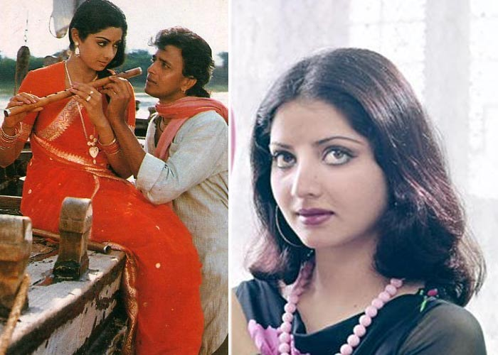 Top 16 Real Life Love Triangles of Bollywood - Mithun Chakraborty - Yogita Bali – Sridevi
