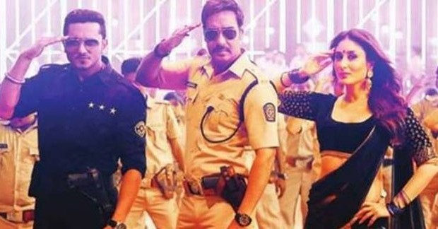 "Yo Yo Honey Singh raps ""Aata Majhi Satakli"" for Singham Returns"