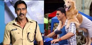 Entertainment vs Singham Returns - Entertainment to clash with Singham Returns