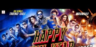 Happt New Year Theatrical Trailer