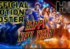 Happy New Year Motion Poster